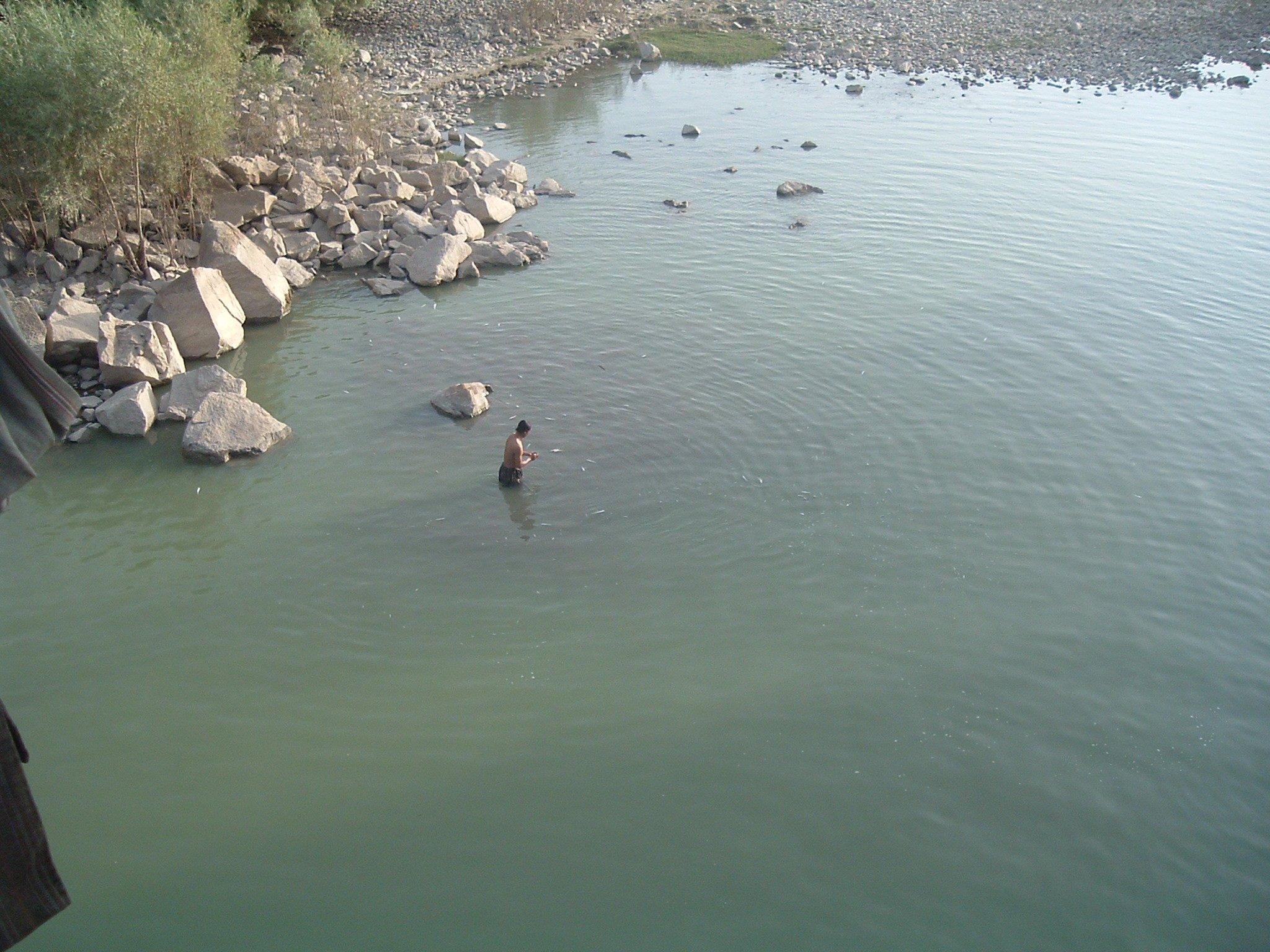 Fishing in Afghanistan