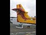CL415 Fire Bomber