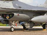 US PACAF F-16C